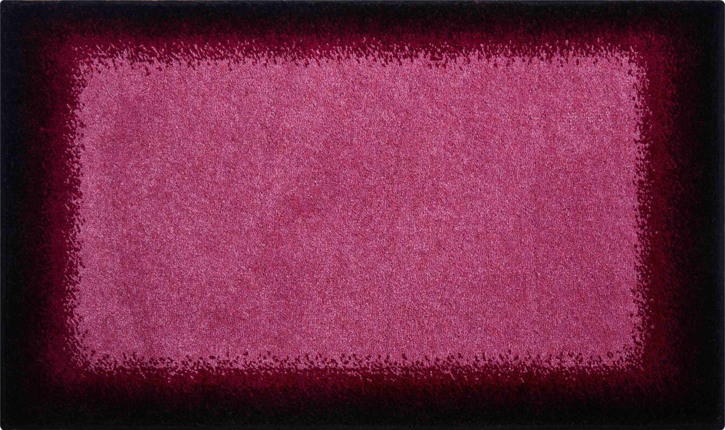 Avalon - Koupelnová předložka 70x120 cm (bobulová)