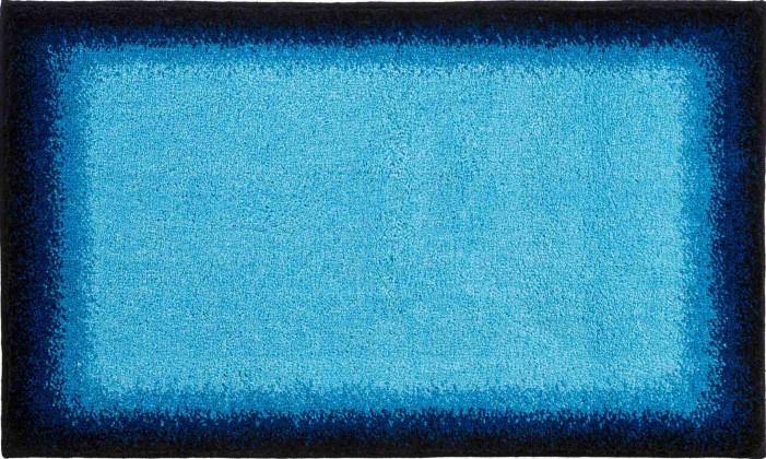 Avalon - Koupelnová předložka 70x120 cm (modrá)