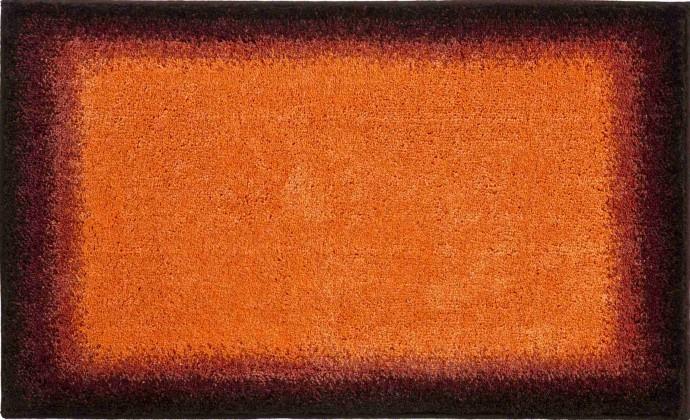 Avalon - Koupelnová předložka 70x120 cm (pomerančová)