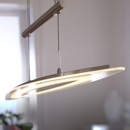 Avignon - Stropní osvětlení, LED (matný nikl)