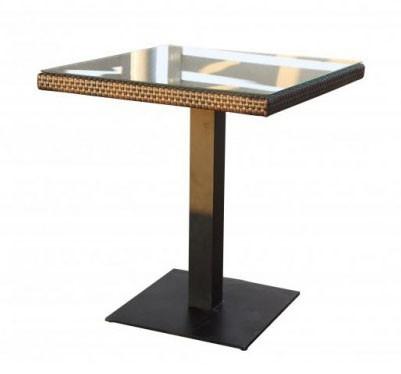 Barcelona - Stůl (hnědá)