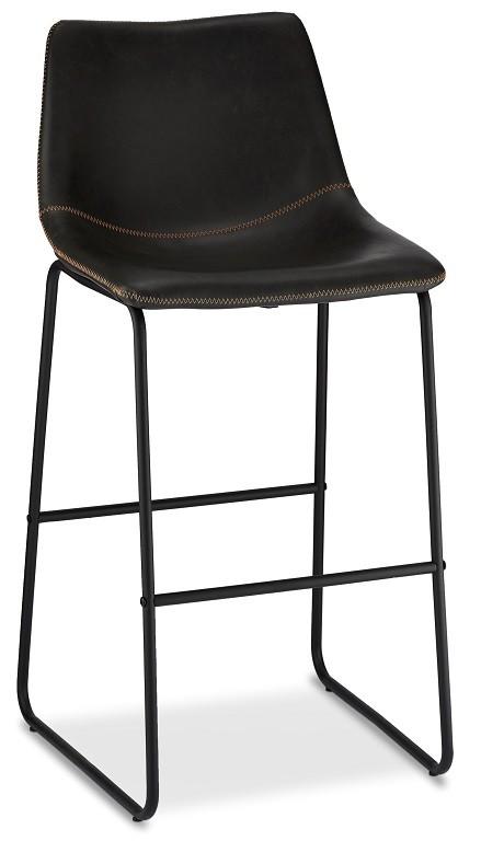 Barová židle Barová židle Guaro černá