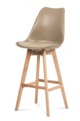 Barová židle Barová židle Lina (béžová)