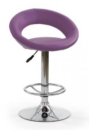 Barová židle H15 (fialová)