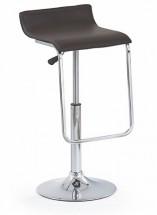 Barová židle H4 (hnědá)