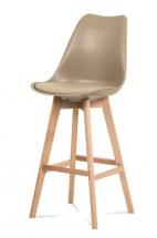 Barová židle Lina (béžová)