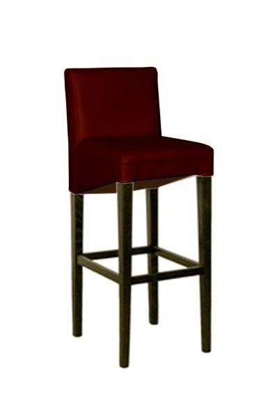 Barová židle Nera (antik nuss/electra braun 370)
