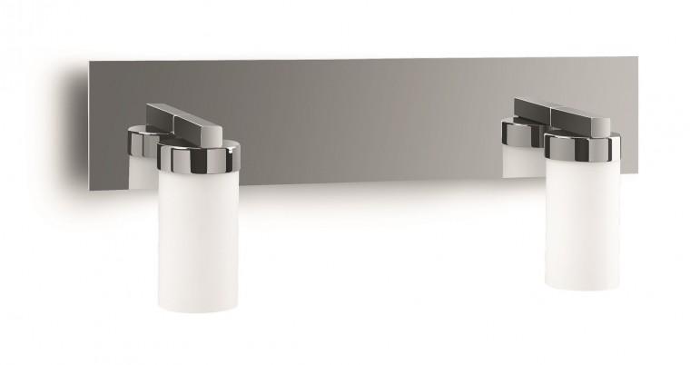 Bath - Koupelnové osvětlení E 14, 42cm (lesklý chrom)