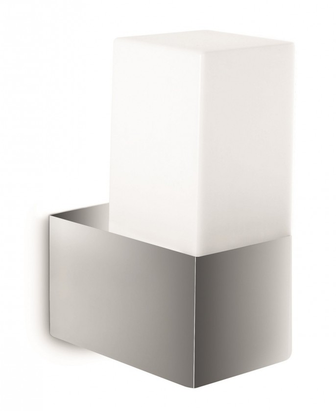 Bath - Koupelnové osvětlení E 14, 6,7cm (lesklý chrom)