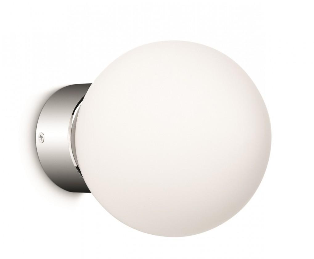Bath - Koupelnové osvětlení G9, 10x10x12,7 (lesklý chrom)