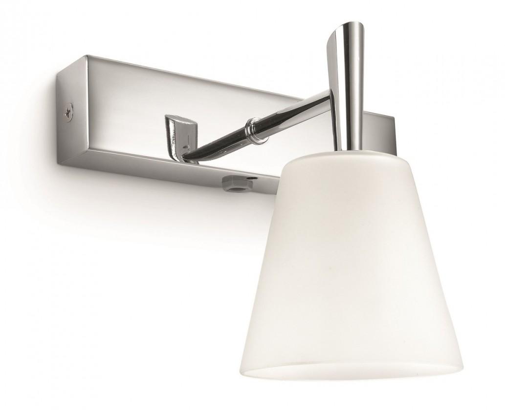 Bath - Koupelnové osvětlení G9, 16,5cm (lesklý chrom)