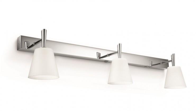 Bath - Koupelnové osvětlení G9, 65cm (lesklý chrom)