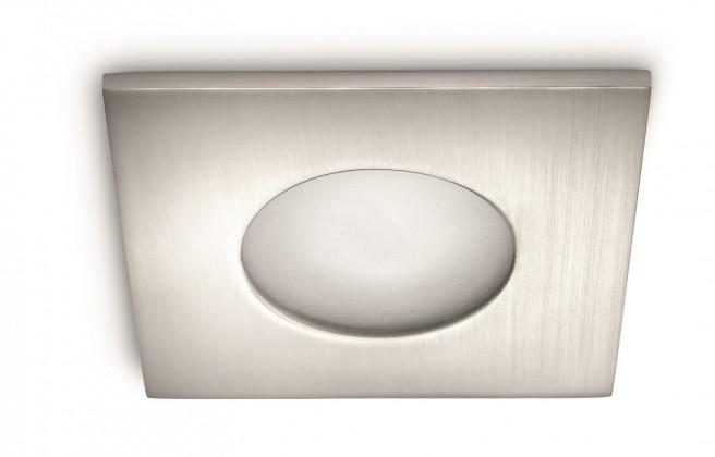 Bath - Koupelnové osvětlení GU 10, 10,5cm (matný chrom)