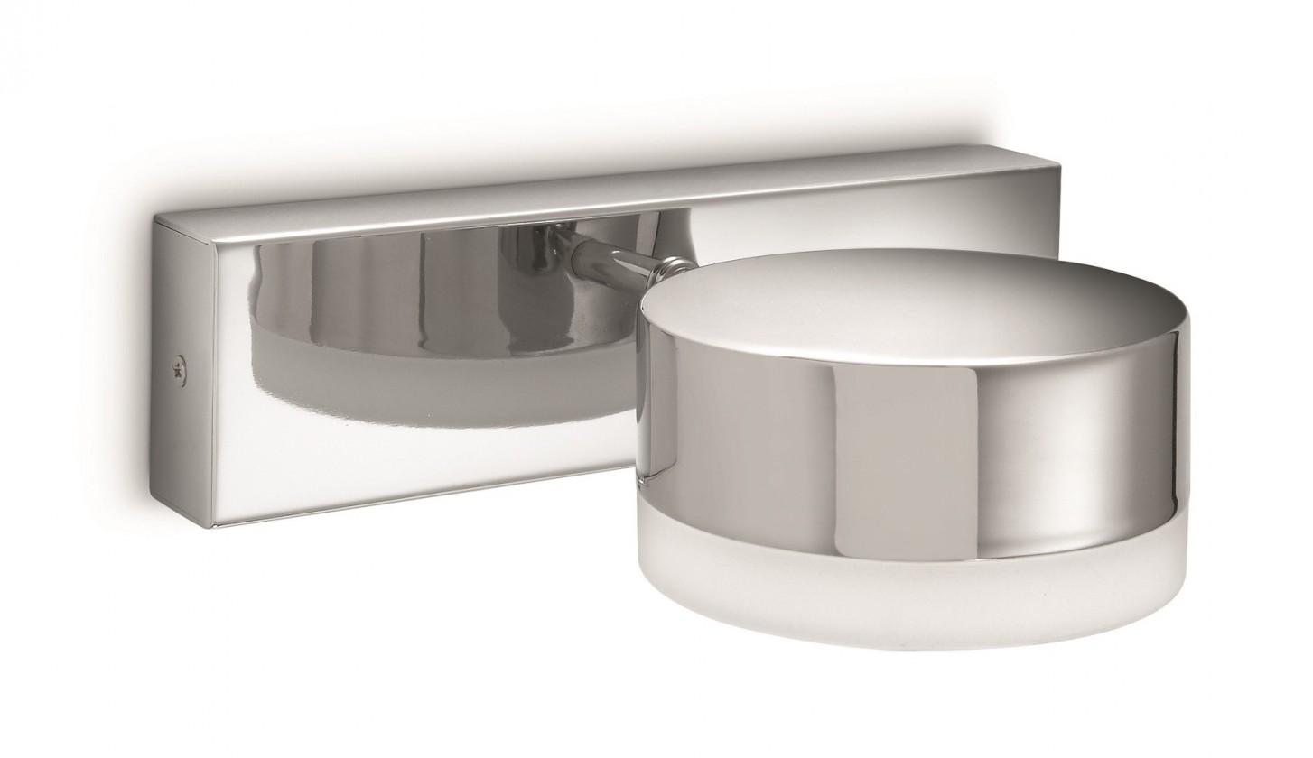 Bath - Koupelnové osvětlení GX53, 18,3cm (lesklý chrom)