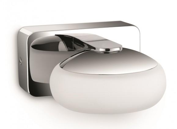 Bath - Koupelnové osvětlení LED, 12cm (lesklý chrom)