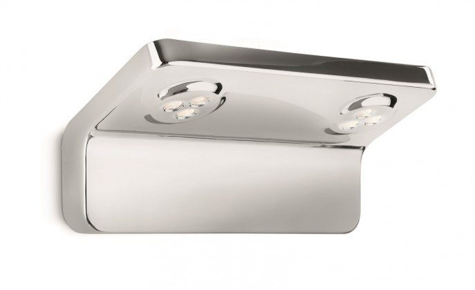 Bath - Koupelnové osvětlení LED, 22,4cm (lesklý chrom)
