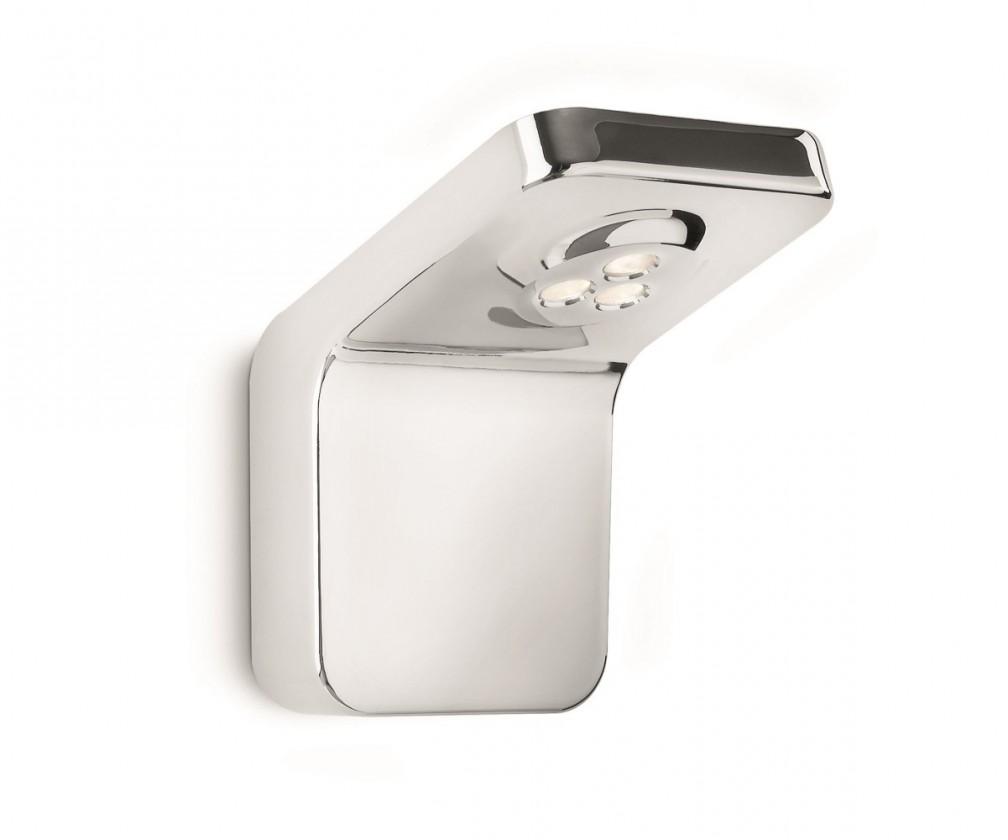 Bath - Koupelnové osvětlení LED, 8,9cm (lesklý chrom)