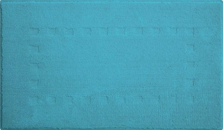 Batu - Koupelnová předložka 65x115 cm (aqua)