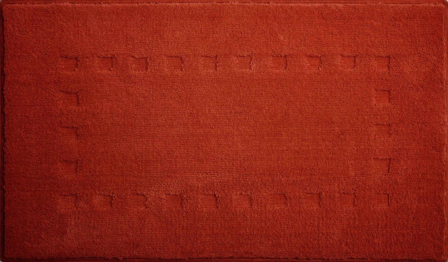 Batu - Koupelnová předložka 65x115 cm (terra)