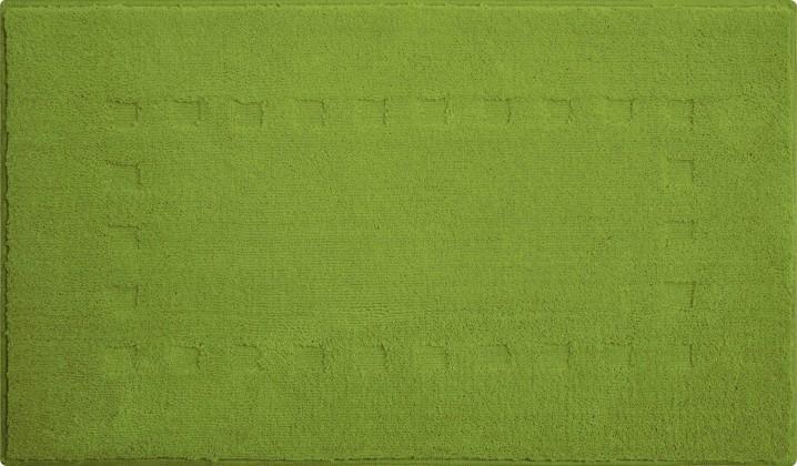Batu - Koupelnová předložka 65x115 cm (zelená)