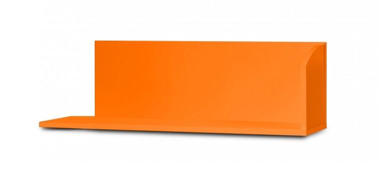 Bazar dětské pokoje Happy Typ 37 (tmavě oranžová )