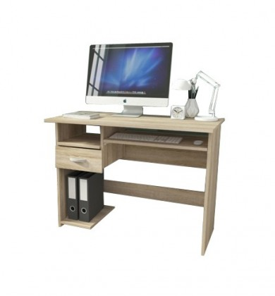 Bazar kanceláře Krzys - Kancelářský stůl (dub sonoma)