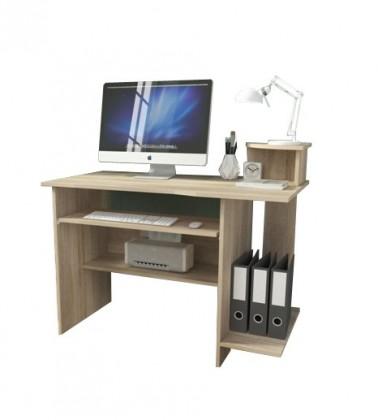 Bazar kanceláře P5 - Kancelářský stůl (dub sonoma)