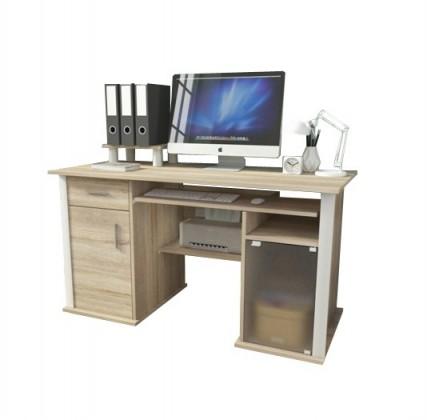 Bazar kanceláře Spectrum - Kancelářský stůl (dub sonoma)