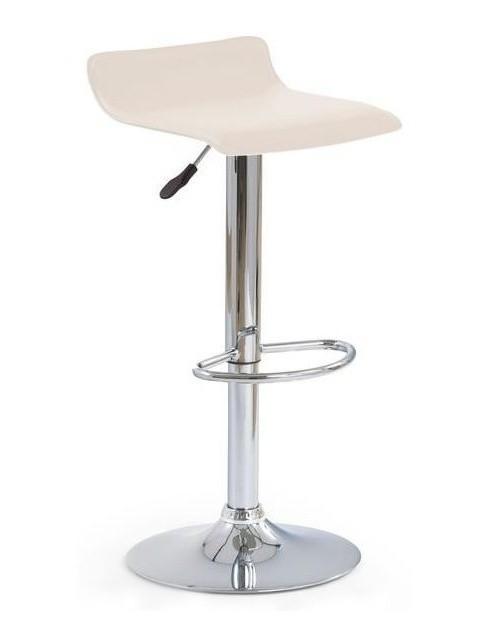 Bazar kuchyně, jídelny Barová židle H1 (krémová)