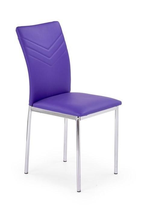 Bazar kuchyně, jídelny K137 - Jídelní židle (fialová)