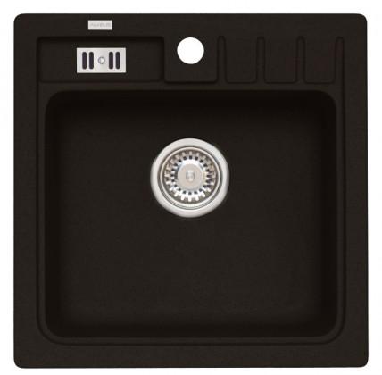 Bazar kuchyně, jídelny Niagara 20 - Dřez (granit, černá)