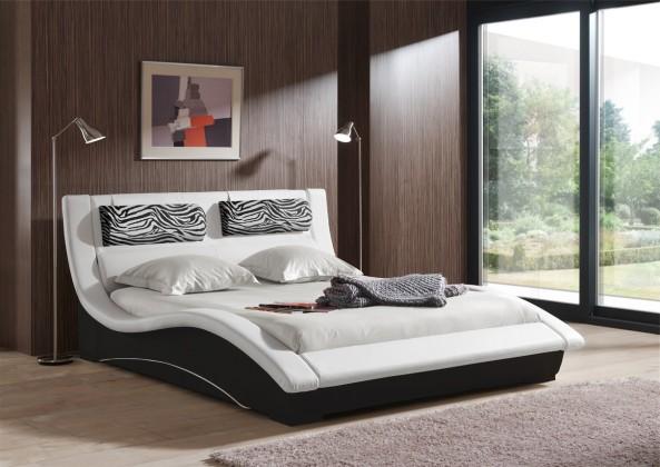 Bazar ložnice BETTY ANIMAL (bicolore zebra - white - black, sk. I)