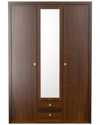 Bazar ložnice Indigo INDS95S - Šatní skříň (dub durance)