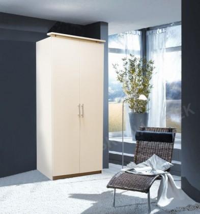 Bazar ložnice Micro A8143.013B (alpská bílá)