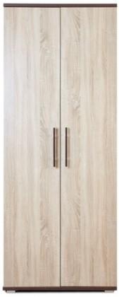 Bazar ložnice Oliver, 2x dveře (Wenge/dub sonoma)