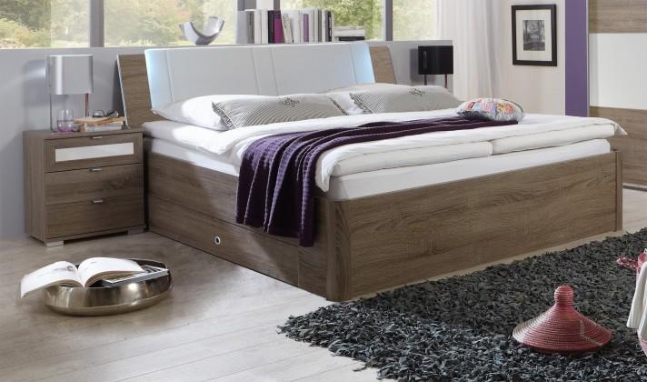 Bazar ložnice Relax-postel s úložným prostorem (montana)