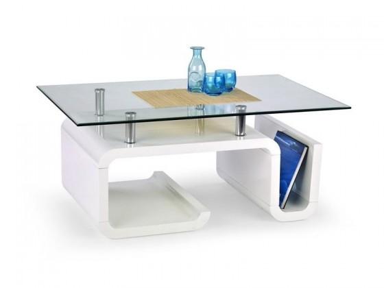 Bazar obývací pokoje Esperanza - Konferenční stolek (bílá)