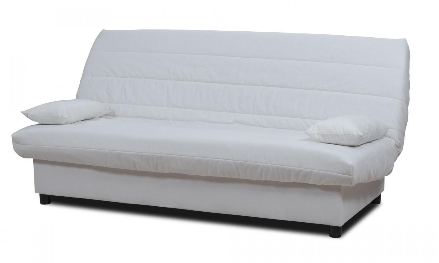 Bazar sedací soupravy Clic Clac-rozkládací (eco cotton ecrou)
