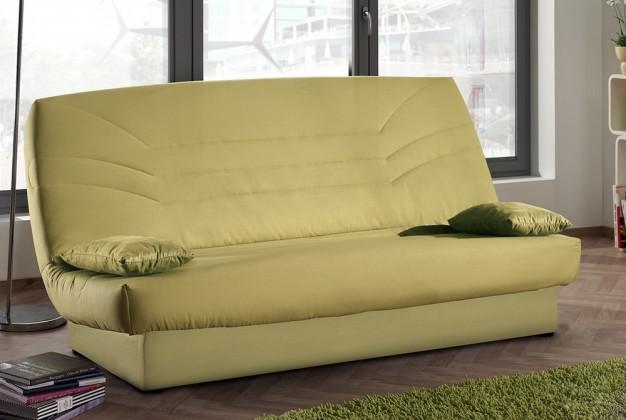 Bazar sedací soupravy Clic Clac-rozkládací (eco cotton olive)