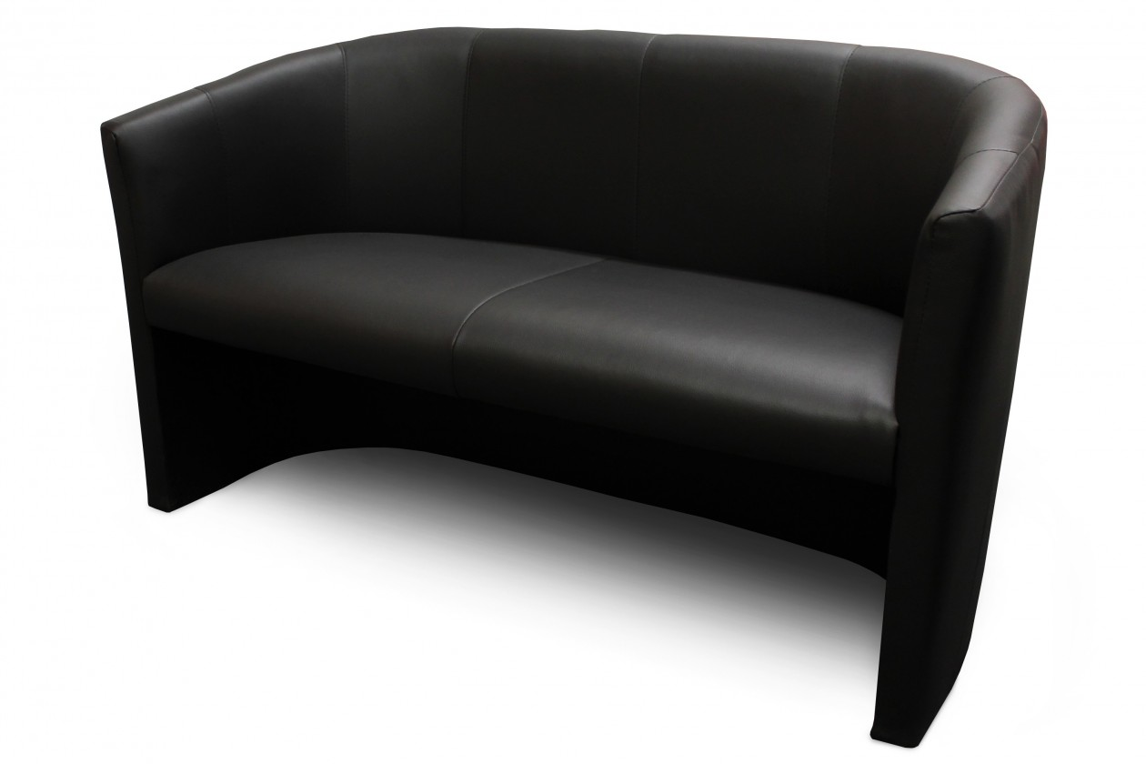 Bazar sedací soupravy Cube (černá)