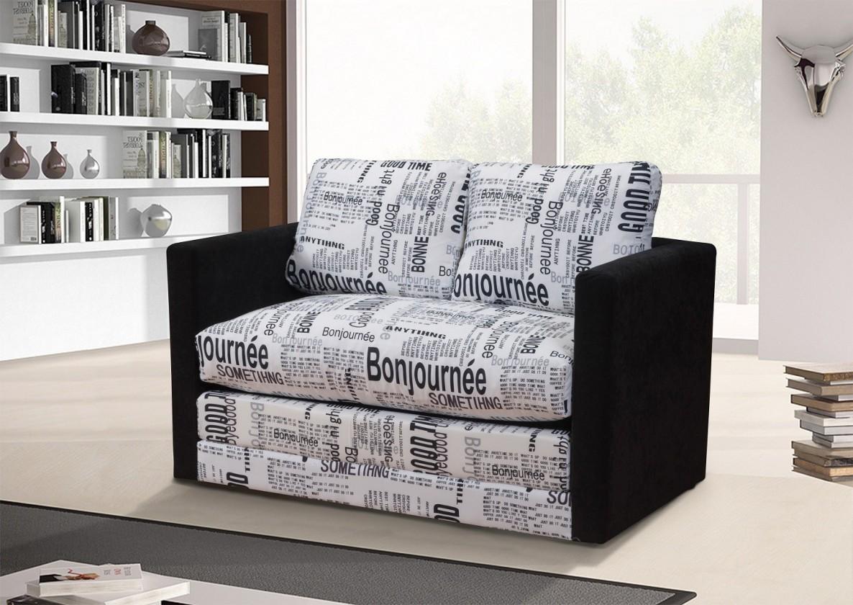 Bazar sedací soupravy Dream (microfiber black, korpus, područky/bonjournee, sedák)
