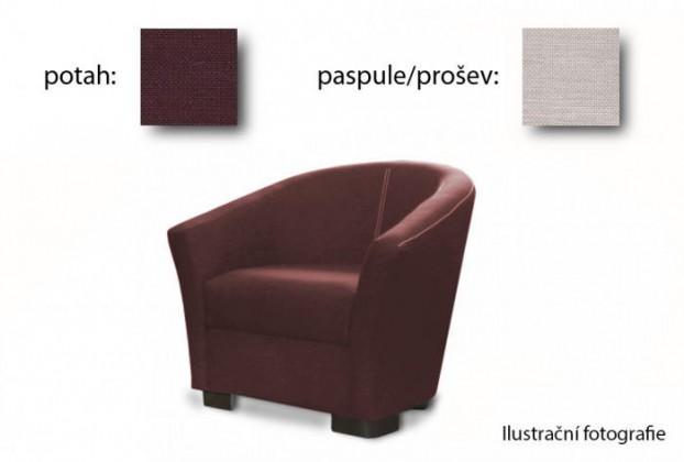 Bazar sedací soupravy Fidzi - křeslo (boss 9 / boss 1)