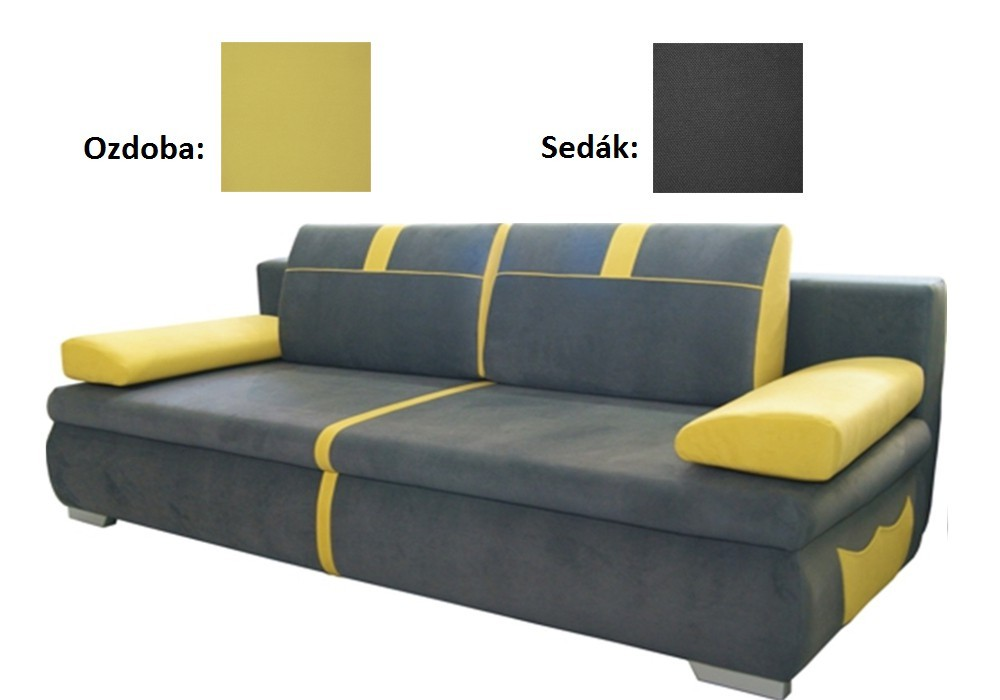 Bazar sedací soupravy Rocky (bella 14-sedák / bella 5-ozdoba, sk. hit lista)