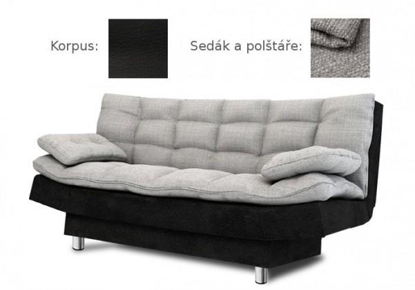 Bazar sedací soupravy Wenus (portland 91 sk. A sedák + polštáře/tarex 900 sk. A korpus)