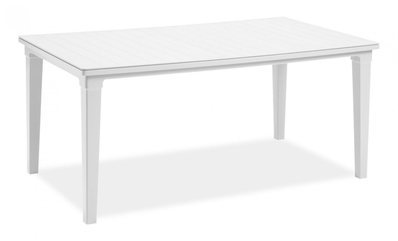 Bazar zahrada Futura - Stůl (bílá)