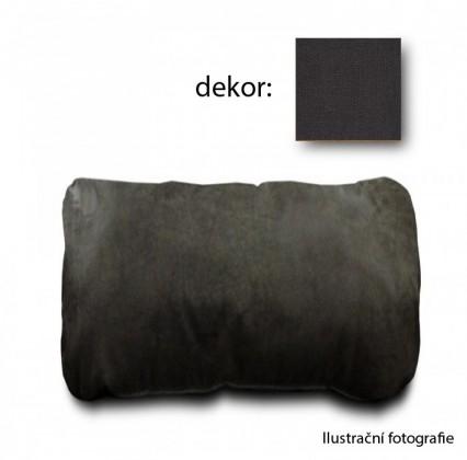 Bermuda Područkový polštář (enoa fashion-anthrazit)