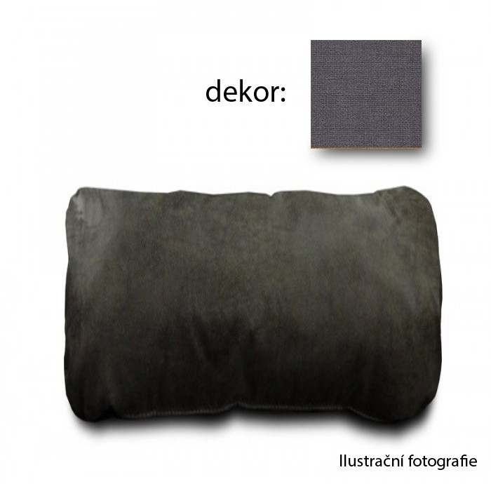 Bermuda Područkový polštář (enoa fashion-grau)