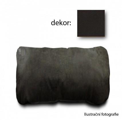 Bermuda Područkový polštář (enoa fashion-schoko)