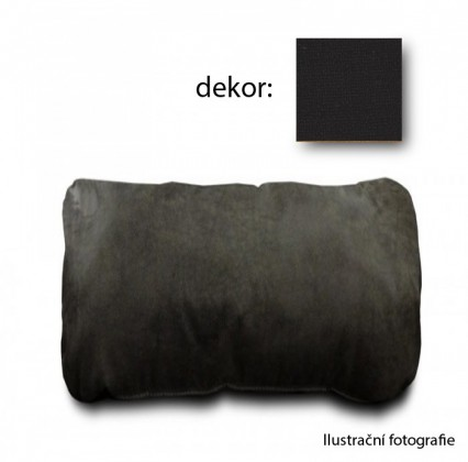 Bermuda Područkový polštář (enoa fashion-schwarz)