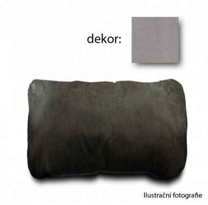 Bermuda Područkový polštář (enoa fashion-silver)